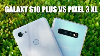 Samsung Galaxy S10 Plus Camera vs Pixel 3 XL Comparison Test! Video