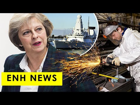 SNUBBED: Europe handed lucrative shipbuilding contracts for British warships - ENH News
