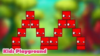 Cube Games: Blocks & Puzzles Kids Game Play #1