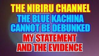 So you think you can DEBUNK the BLUE KACHINA video?