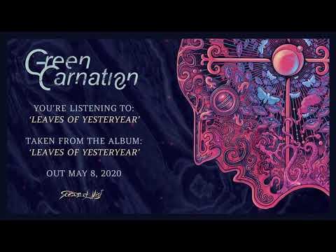 Green Carnation - 'Leaves of Yesteryear' (2020) Full Album Stream