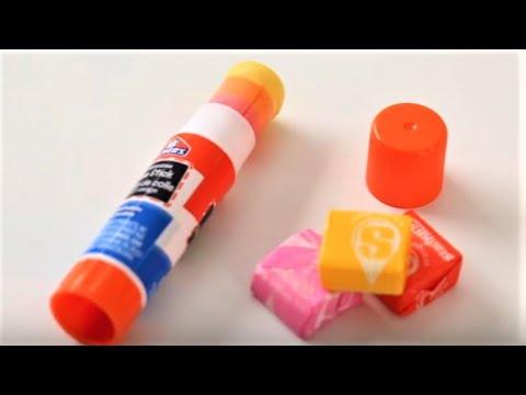 DIY Edible Candy High School Supplies! Pranks to Sneak Candy into Class!