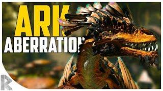 ARK ABERRATION! - Ark Aberration First Impressions! - Ark Aberration Expansion Pack DLC EP#1