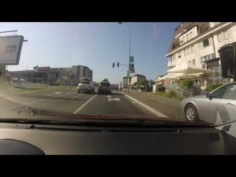 Driving Serbia - Kosmaj, voznja kroz Srbiju
