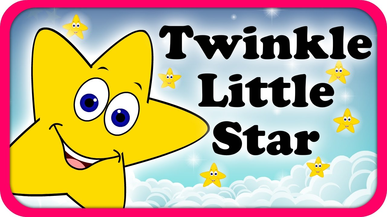 Twinkle Little Star Lyrical Video
