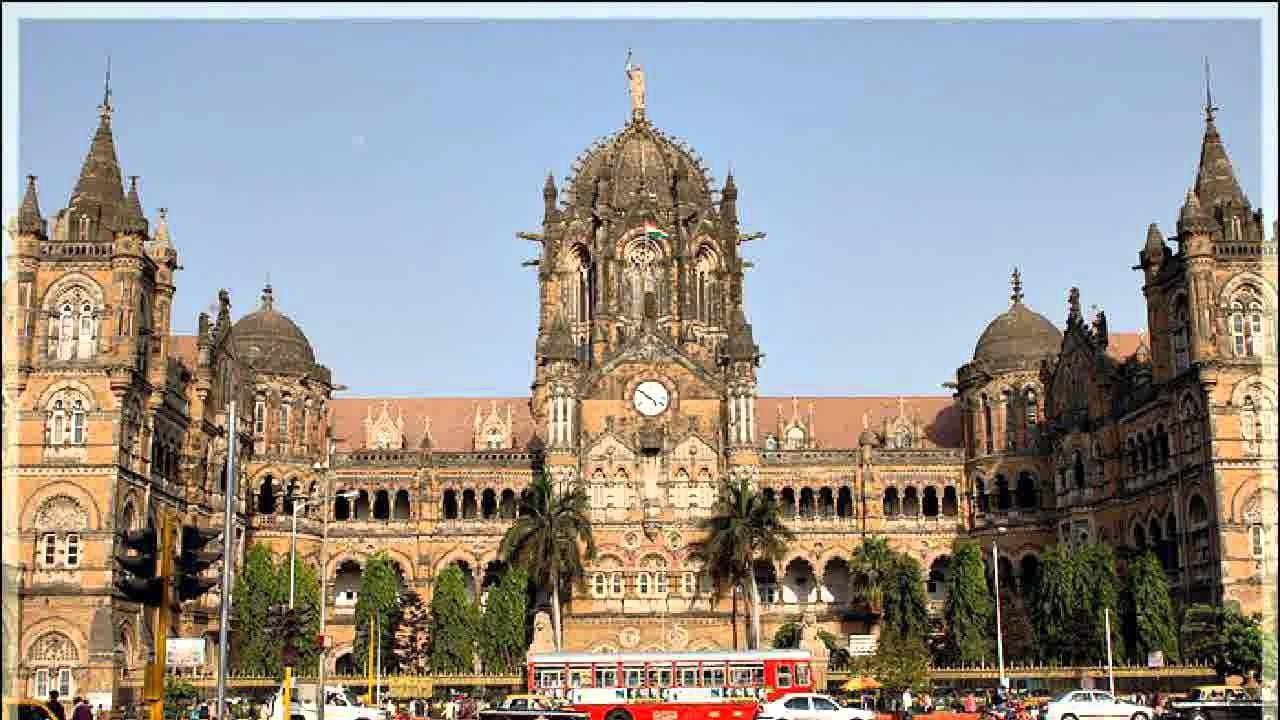 Chhatrapati Shivaji Terminus / C S T Station / (V T) Mumbai Bombay ...