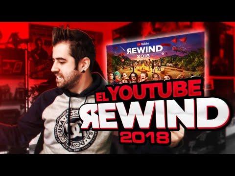 EL YOUTUBE REWIND 2018