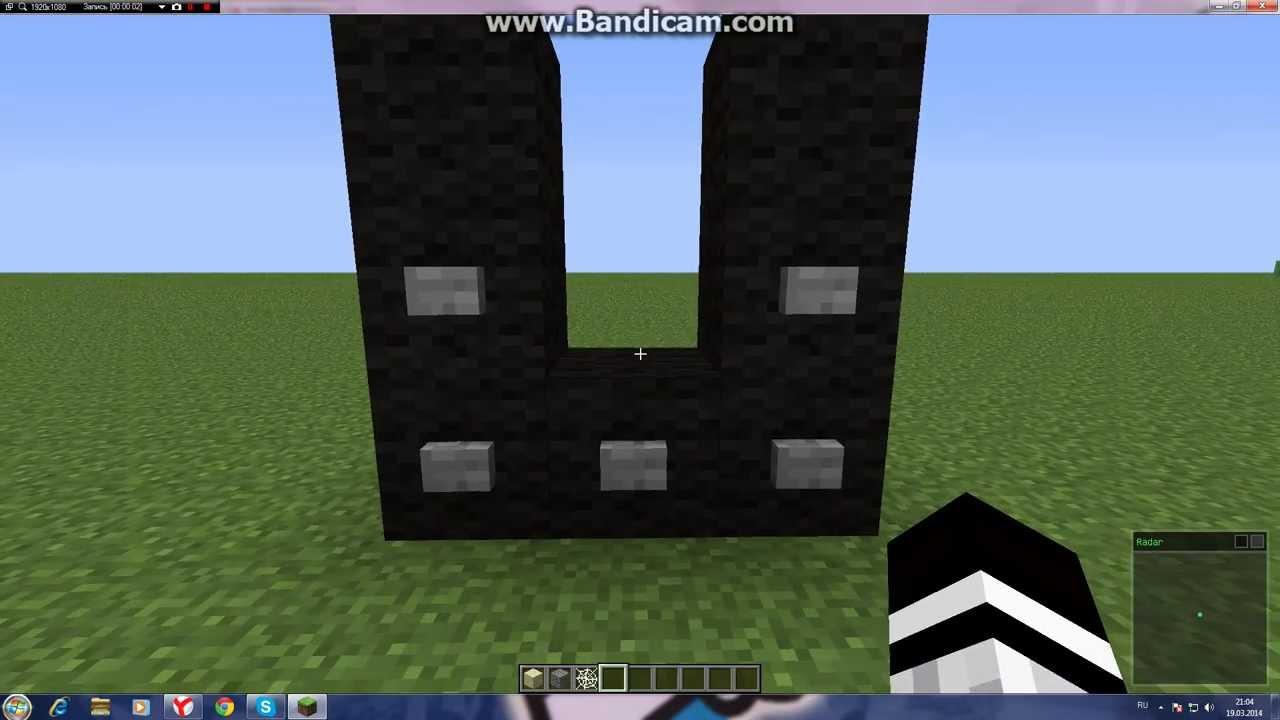 Minecraft как сделать телевизор 1.5.2 фото 758