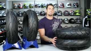 Michelin Motorcycle Tire Guide at RevZilla.com