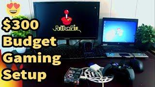 My $300 Budget Gaming Setup With Raspberry Pi & Retropie 🔥