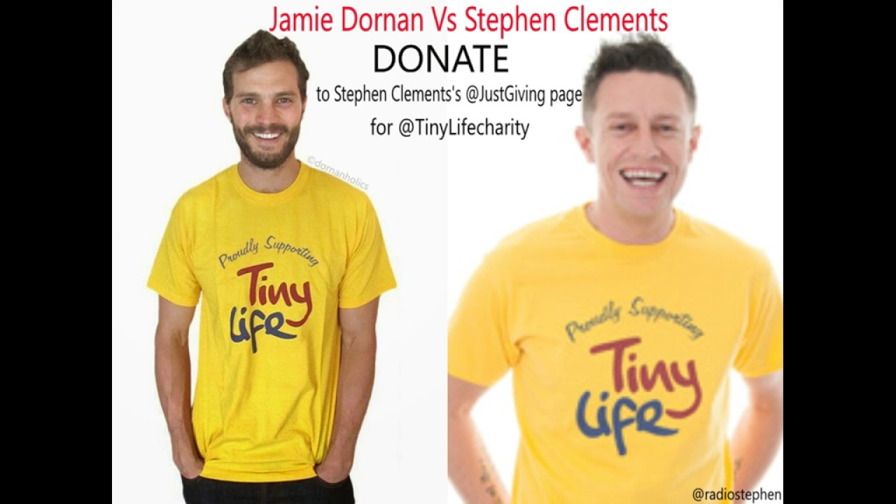 Tinylife Charity T Shirt-Small