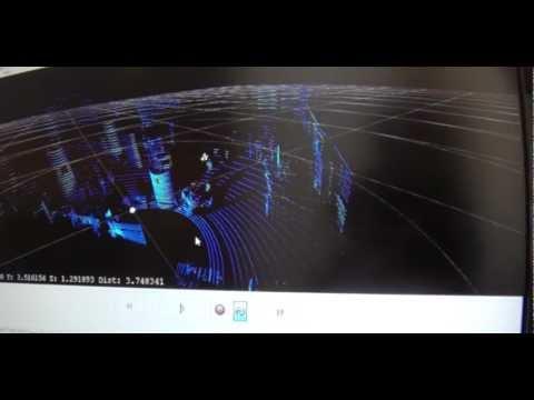 Velodyne High Definion LIDAR on Cinestar 1000 UAV Concept