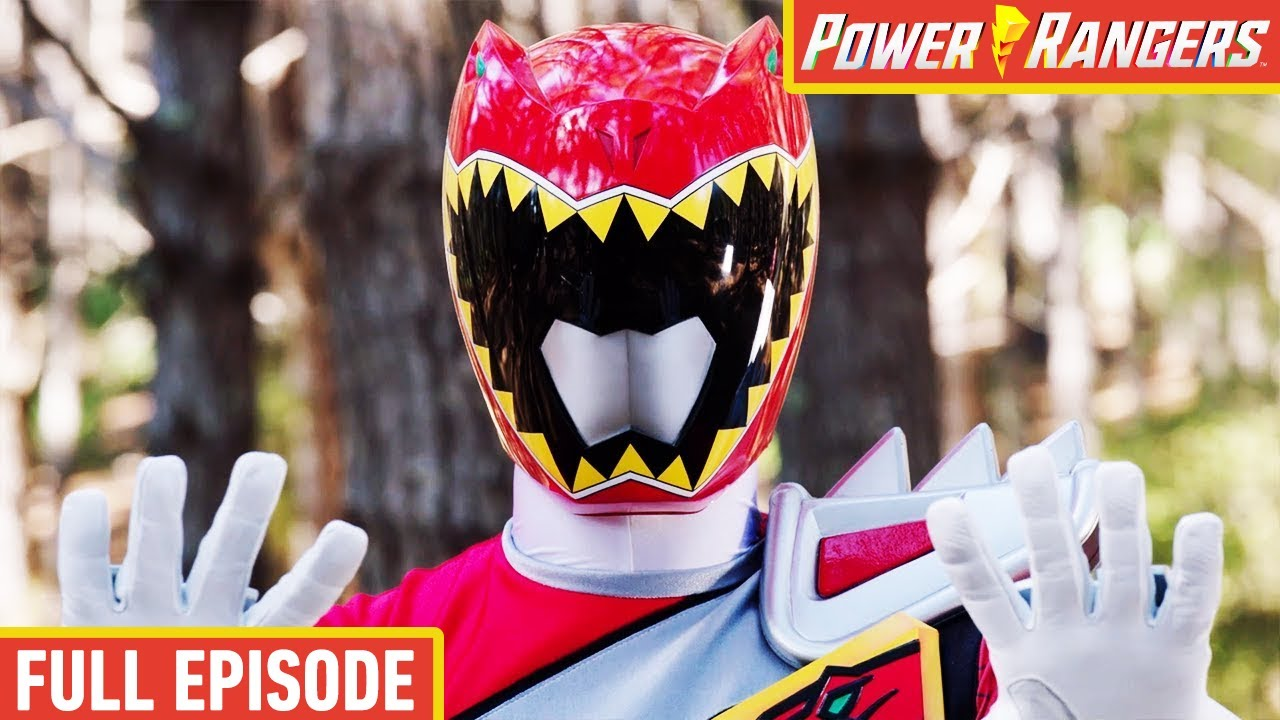 Download Powers from the Past ⏱️ Dino Charge   FULL   E01 & E02 ⚡ Power Rangers Kids ⚡ Action for Kids