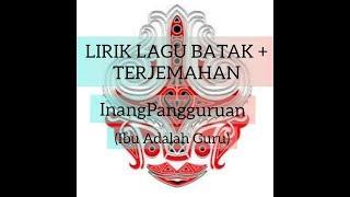 Download Lagu JHON ELIAMAN SARAGIH,  [INANG PANGGURUAN] LIRIK DAN TERJEMAHAN mp3