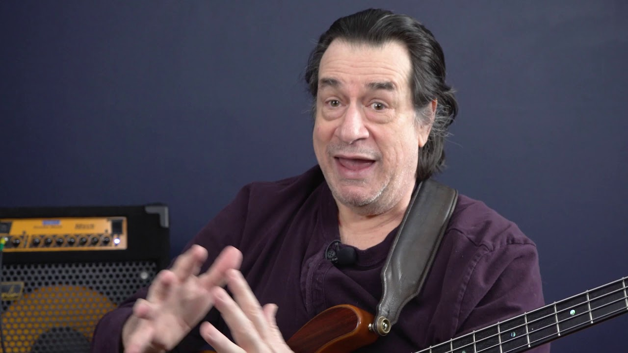 Jeff Berlin: Brand New Bass Mastery Book Release