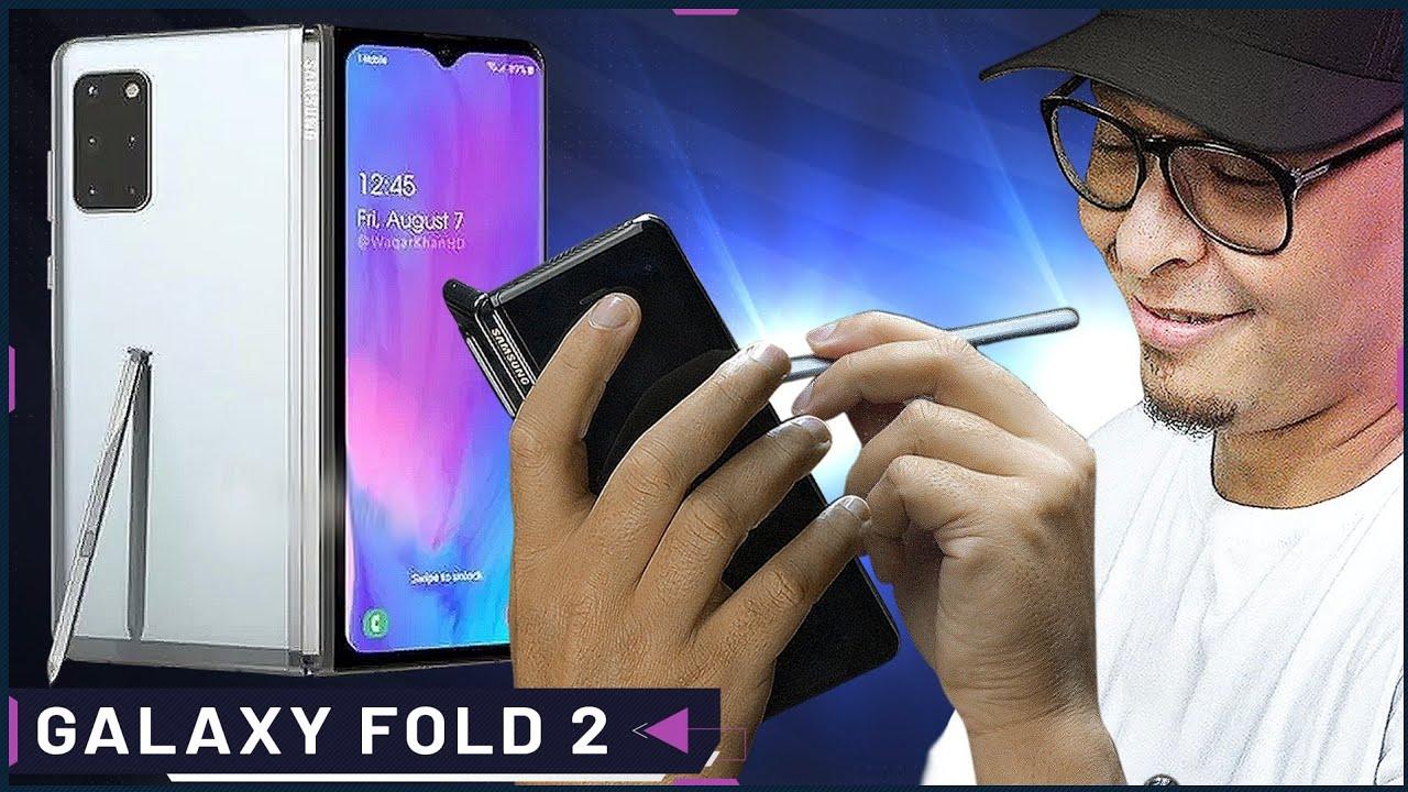 GALAXY FOLD 2, Será o MELHOR SMARTPHONE do ano? Samsung.