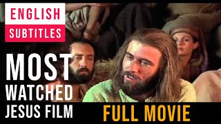 Jesus film with English subtitles - Most watched Full Movie (HD)
