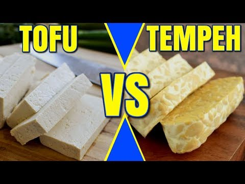 Tofu vs Tempeh / The 3 Things You Need To Know