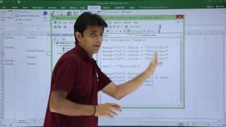 Excel VBA - Variable Usage