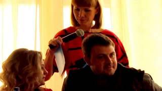 """Годовщина свадьбы, конкурс """"Вопросы молодоженам"""" 2017 Запорожье"""