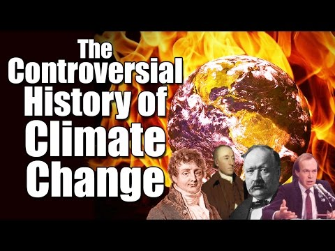 Climate Change's Controversial History