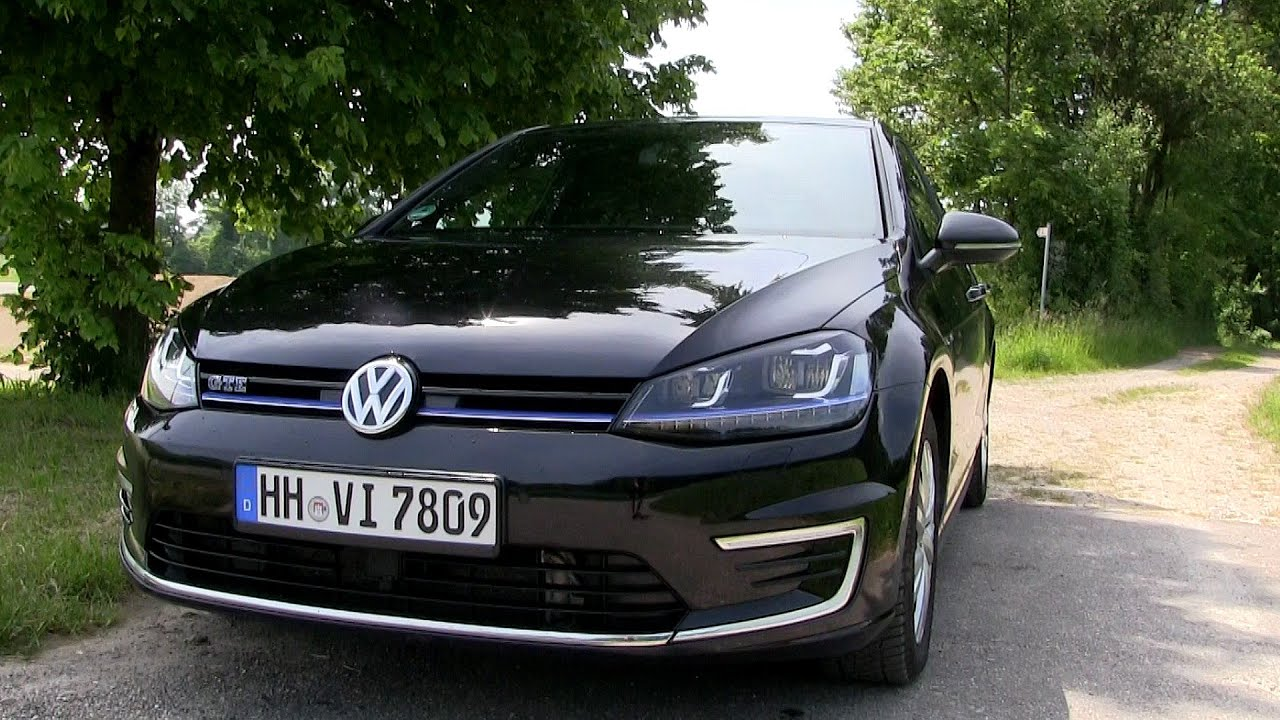 2016 vw golf 7 gte 204 hp test drive by test drive freak youtube. Black Bedroom Furniture Sets. Home Design Ideas