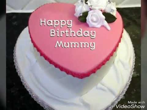 Happy Birthday Mammy From Komal Youtube