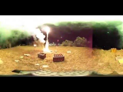 Volcano Puriscal 360 grados
