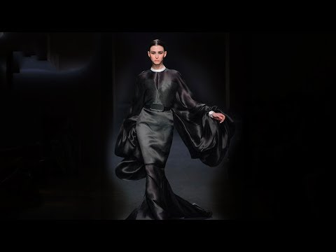 Stephane Rolland | Haute Couture | Fall/Winter 2017/18