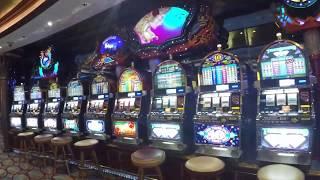 Casino Royale Walkthrough on the Serenade of the Seas | GoPro Hero 5