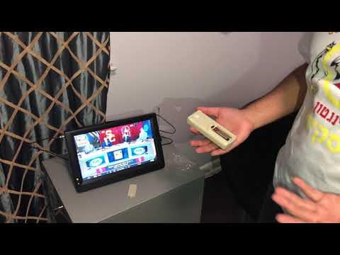 Unboxing Tech Ep. 1 - Portable TV With HDMI (Leadstar D12 Portable Tv)