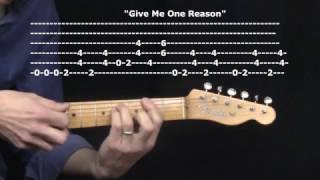 ... you can do this - i'll be posting one a day! i choose these riffs because they are