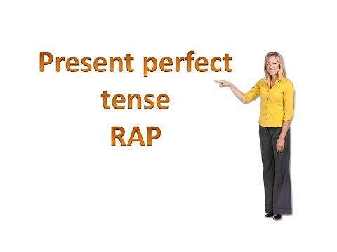 Present Perfect Tense Rap: Learn English Grammar