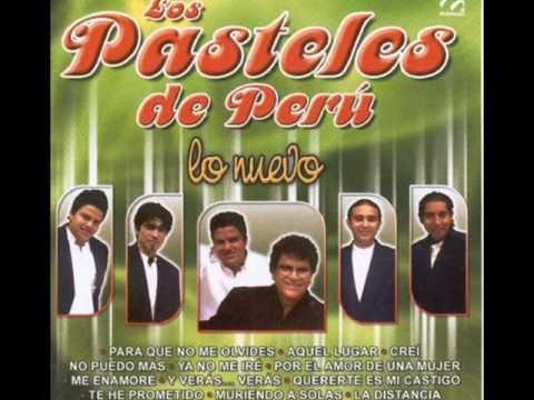 """""""Y Tengo Miedo""""/Fernando Arias Y Los Pasteles Verdes Del Peru (Version Original)"""