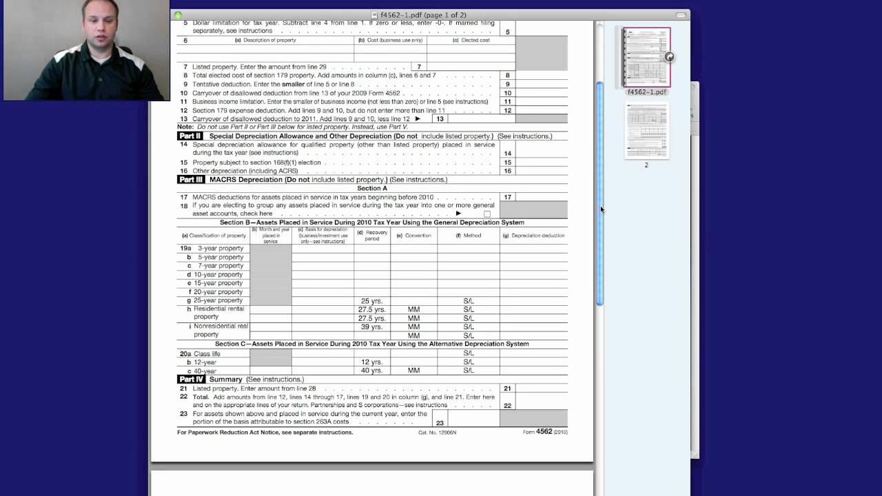 Section 179 Depreciation 2012, 2013 - YouTube