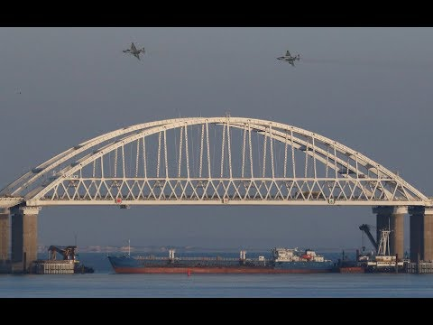 Russian Attack On Ukrainian Ships Sparks Global Condemnation