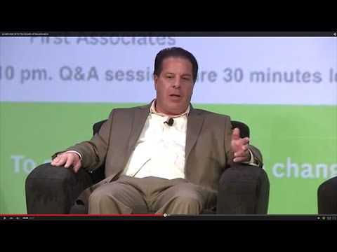 LendIt USA 2015  The Growth of Securitization