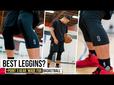 Best Basketball Leggins? | Point 3 'Made For Basketball' Gear Review