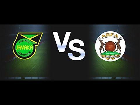 Jamaica VS Antigua and Barbuda International Friendly 2018