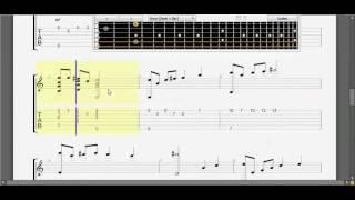[Guitar TAB] Em luôn ở trong tâm trí anh