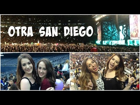 Get Ready With Me One Direction San Diego OTRA Concert! + VLOG