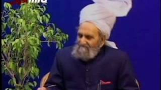 Review 1974 Pakistan National Assembly Ahmadiyya Discussion (5/44)