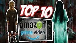 Die 10 besten HORRORFILME auf Amazon Prime
