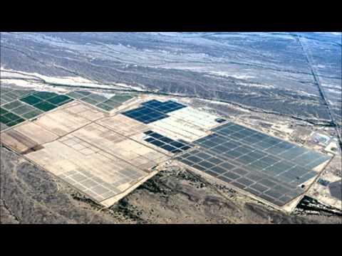 World beggest solar power plant