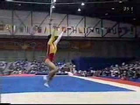 Xu Jing Floor 1998 Asian Games Event Final