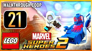LEGO Marvel Super Heroes 2 FR {WALKTHROUGH/CO-OP} DLC - Compil