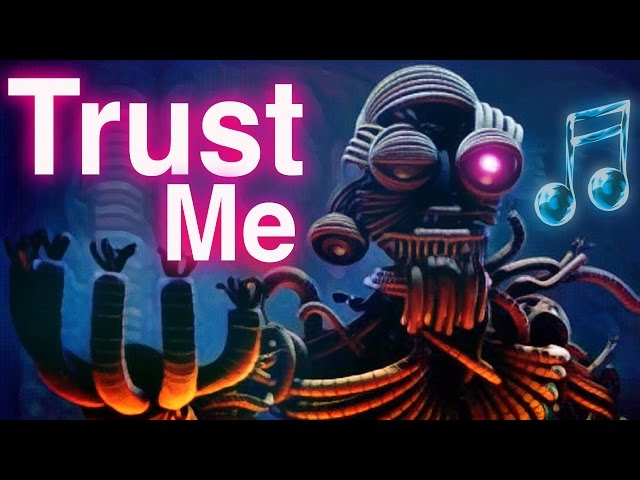 FNAF SISTER LOCATION SONG | Trust Me by CK9C [Official SFM]