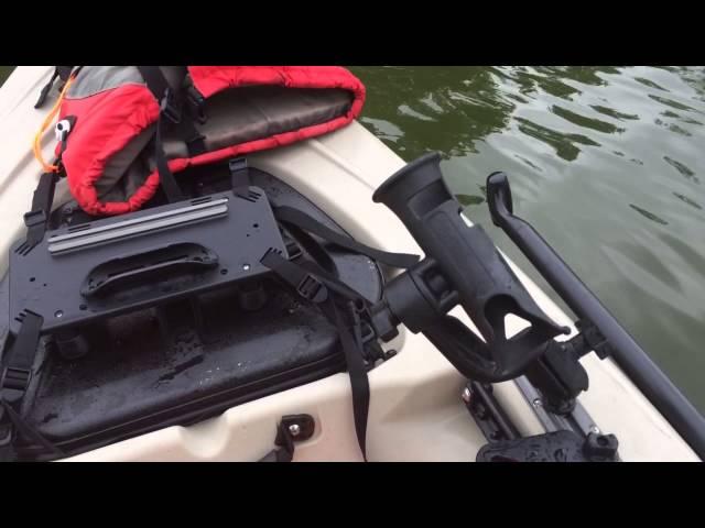 Diablo Amigo SUP / Kayak Fishing Rig