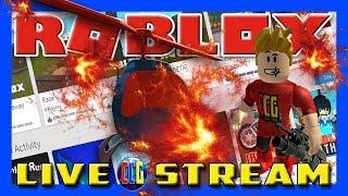 ROBLOX LIVE STREAM | JAILBREAK AND RANDOM ROBLOX GAMES!!