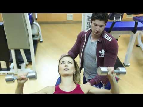 Персональное занятие в тренажерном зале с инструктором-Артур Райнер